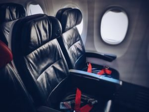 plane seat long haul