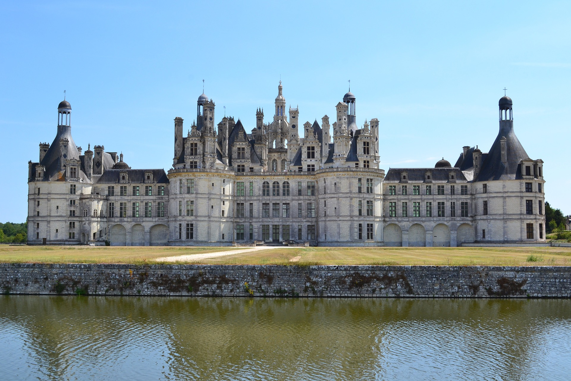 chateau chambord france