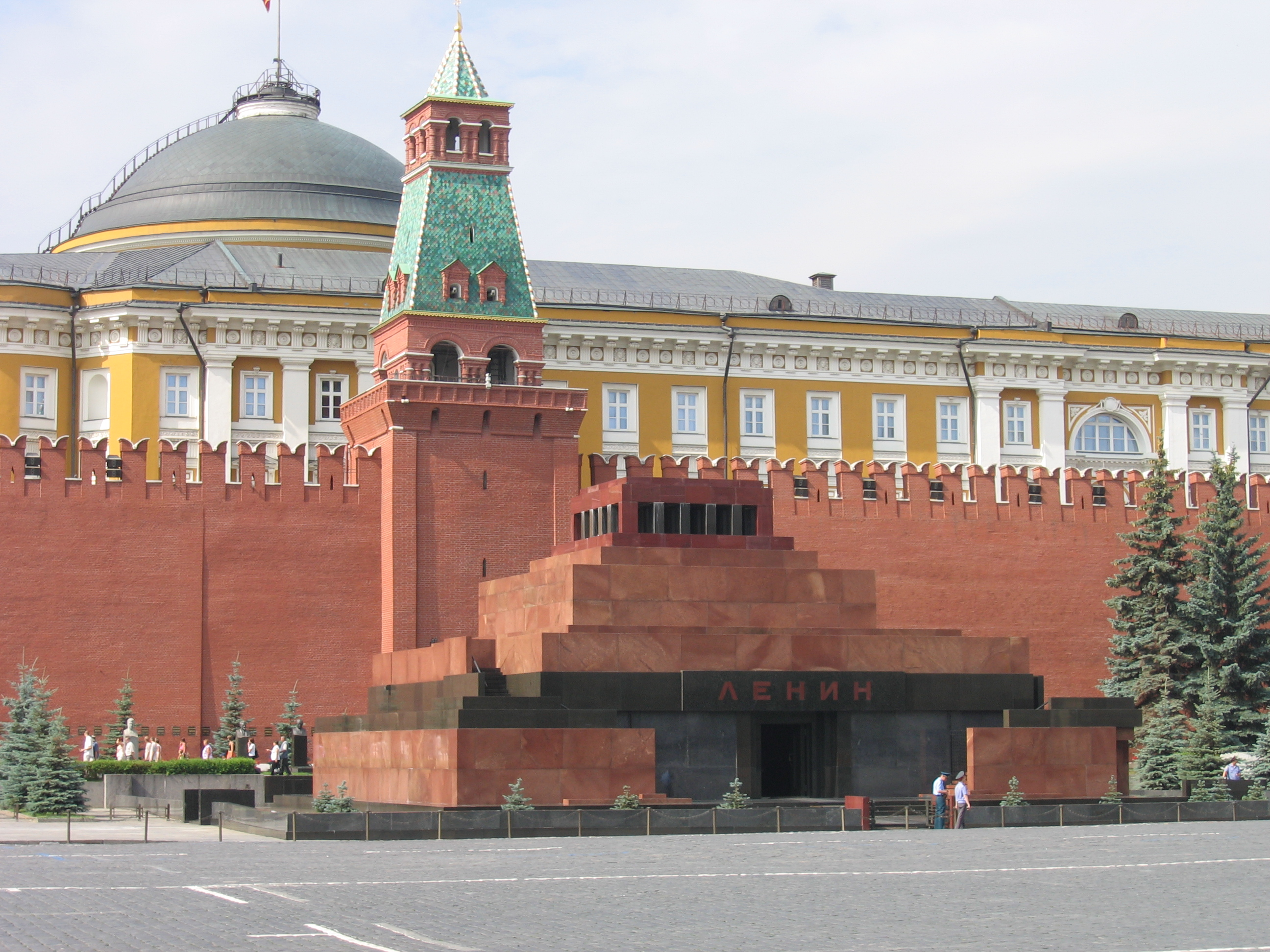 Lenin Mausoleum moscow