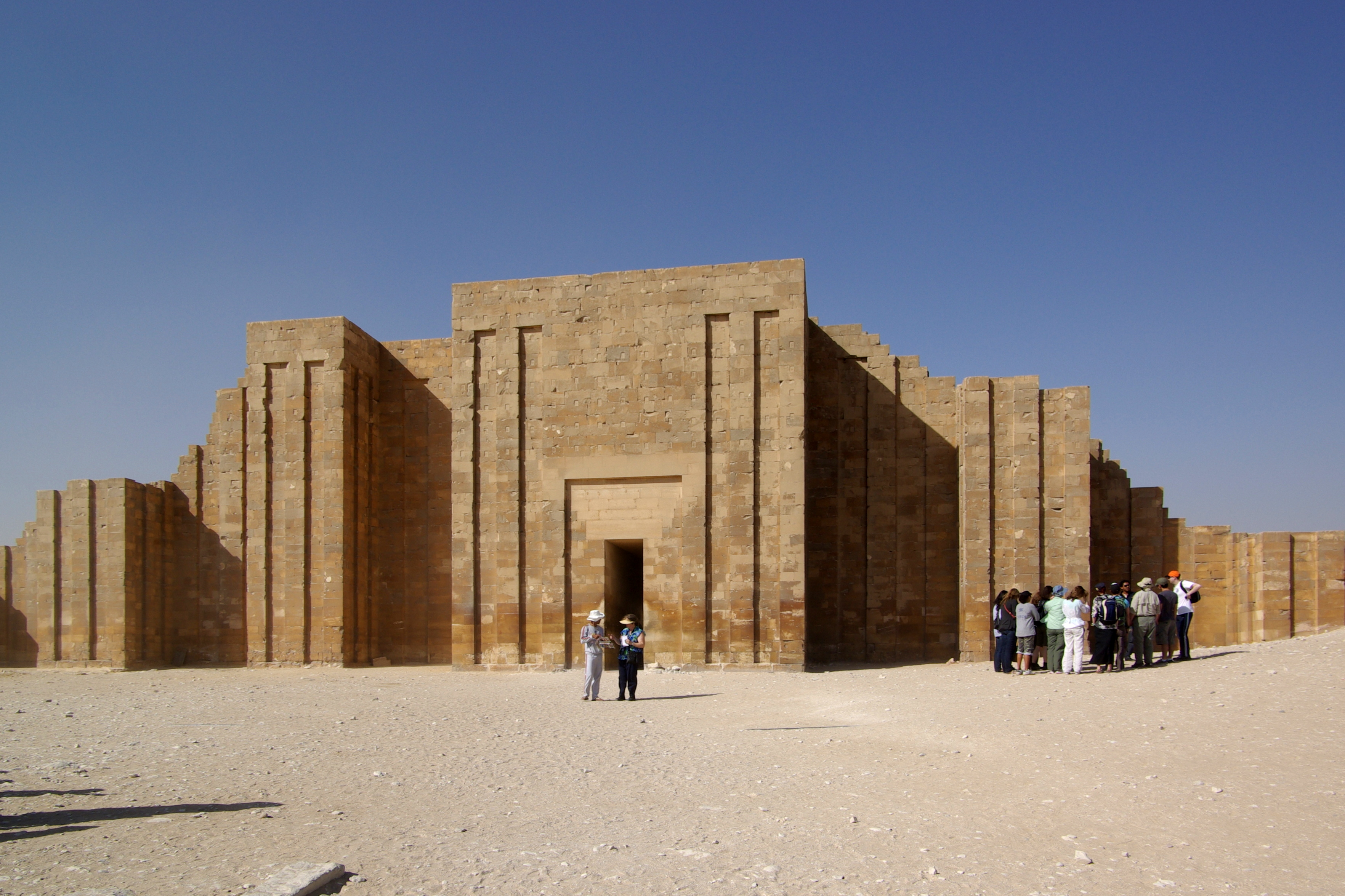 Saqqara cairo